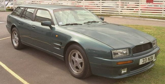 Aston Martin : Leurs Shooting Brake Sw.2000
