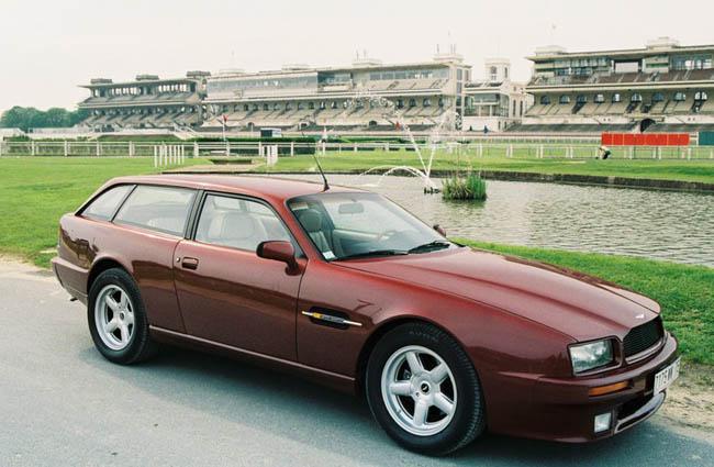 Aston Martin : Leurs Shooting Brake Sw919