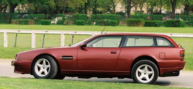Aston Martin : Leurs Shooting Brake Sw921