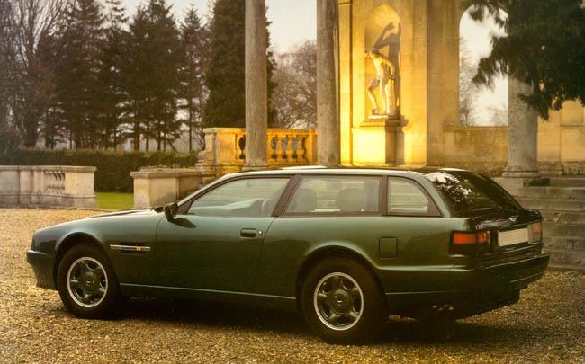 Aston Martin : Leurs Shooting Brake Sw923