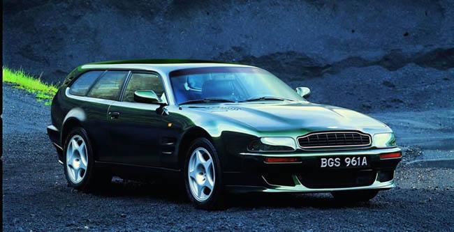 Aston Martin : Leurs Shooting Brake Sw924