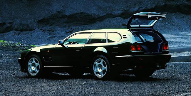 Aston Martin : Leurs Shooting Brake Sw925
