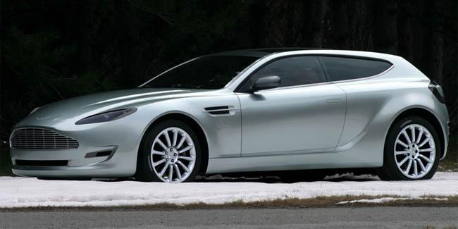 Aston Martin : Leurs Shooting Brake Sw931