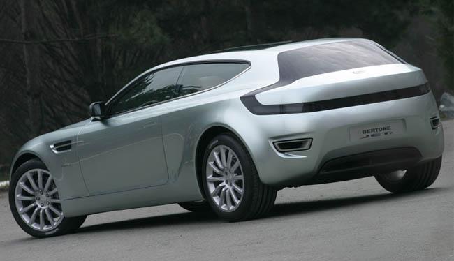 Aston Martin : Leurs Shooting Brake Sw933